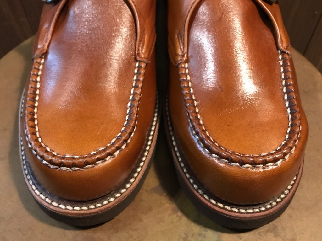 神戸店7/4(水)Vintage&Superior入荷! #6 Vintage Leather Shoes!!!_c0078587_18480219.jpg