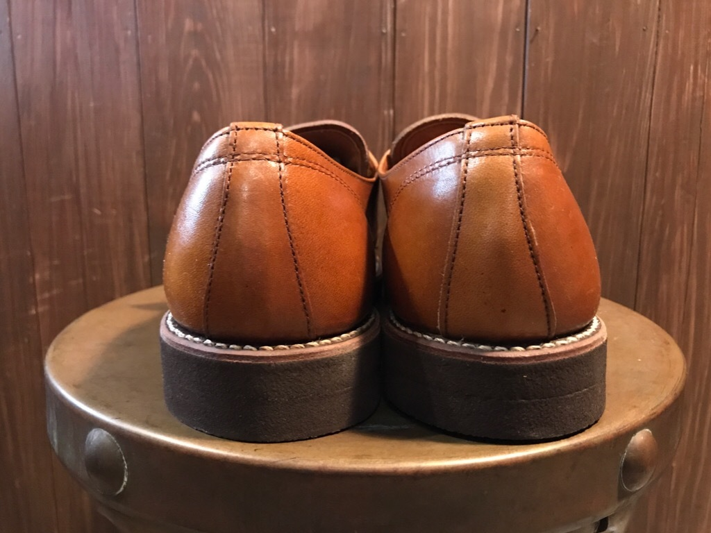 神戸店7/4(水)Vintage&Superior入荷! #6 Vintage Leather Shoes!!!_c0078587_18480345.jpg