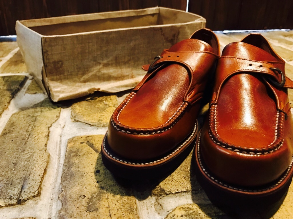 神戸店7/4(水)Vintage&Superior入荷! #6 Vintage Leather Shoes!!!_c0078587_18480395.jpg