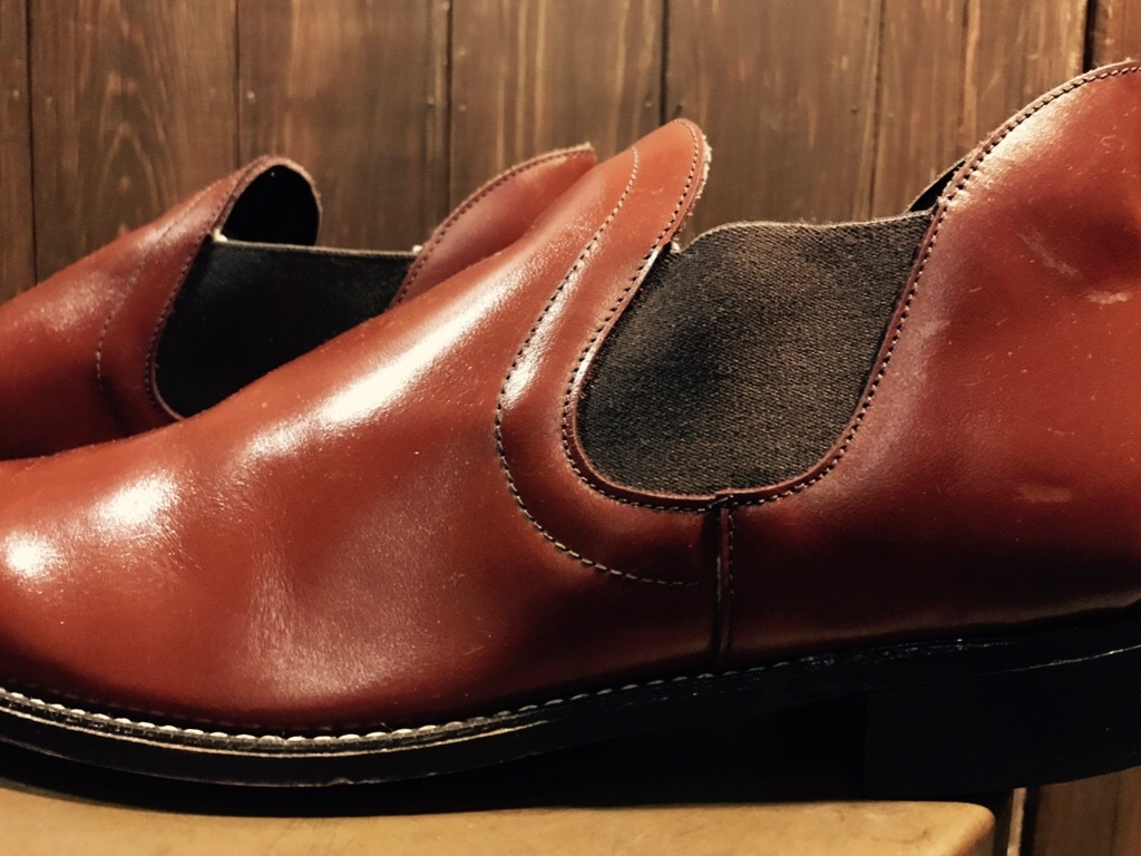 神戸店7/4(水)Vintage&Superior入荷! #6 Vintage Leather Shoes!!!_c0078587_18500079.jpg