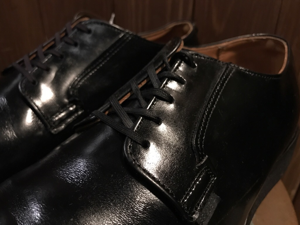 神戸店7/4(水)Vintage&Superior入荷! #6 Vintage Leather Shoes!!!_c0078587_18520833.jpg