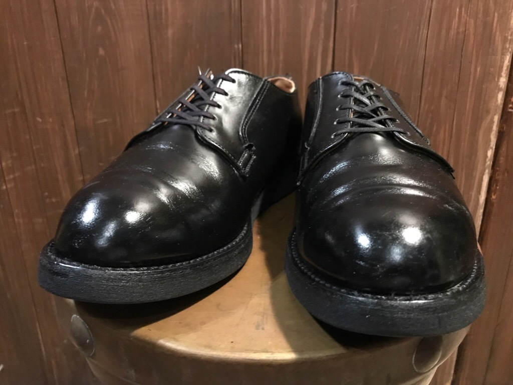 神戸店7/4(水)Vintage&Superior入荷! #6 Vintage Leather Shoes!!!_c0078587_18520976.jpg