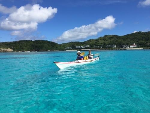 海が綺麗すぎて・・・_f0131193_23475610.jpg