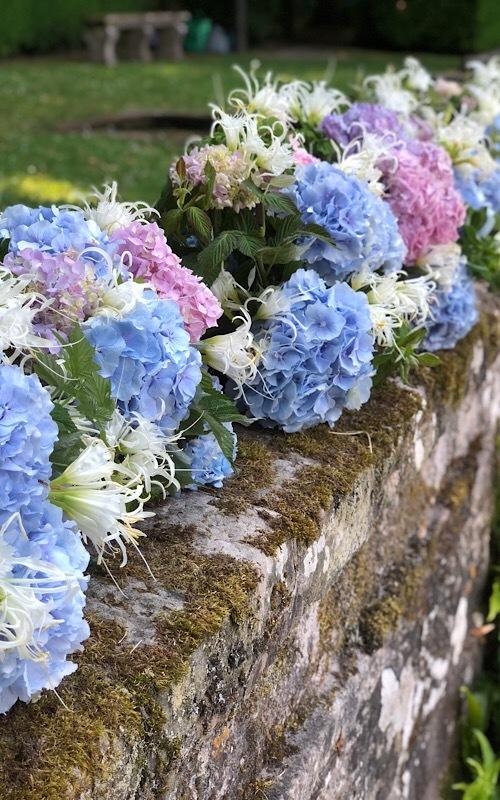クーランス城でのウェディング装花(୨୧ᵕ̤ᴗᵕ̤)_a0213806_20511601.jpeg