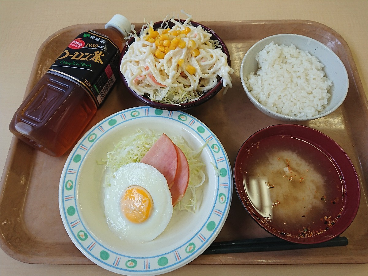 今日の朝食@会社Vol.262_b0042308_07260311.jpg
