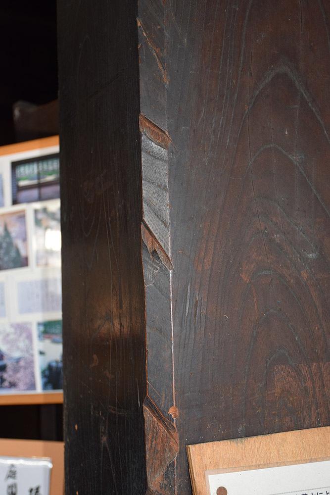 幕末京都逍遥 その99 「妙蓮寺(禁門の変時の刀傷)」_e0158128_22103354.jpg