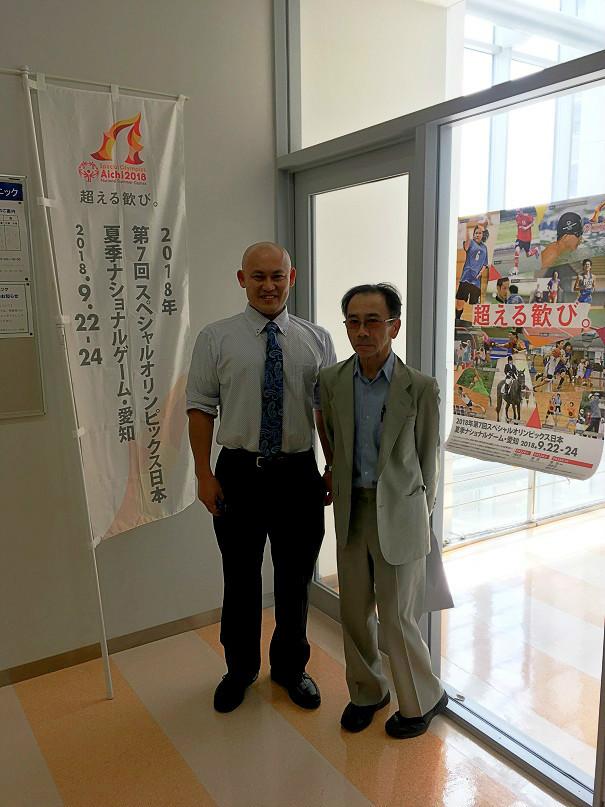 2018年第7回スペシャルオリンピックス日本夏季ナショナルゲーム・愛知 第1回ボランティアリーダー研修会に、(一社)愛知県鍼灸師会として参加いたしました。_f0184849_19020021.jpg