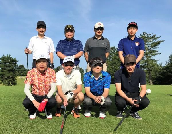 第6回日星調剤ゴルフコンペ ゴルフ部活動報告_c0203658_19444311.jpg