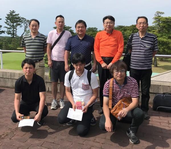 第6回日星調剤ゴルフコンペ ゴルフ部活動報告_c0203658_19470304.jpg