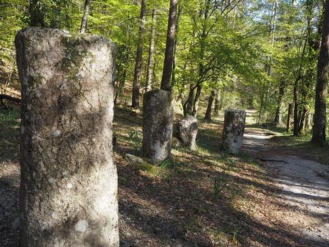 ポルト散歩(25)Peneda-Gerês 国立公園 ローマ時代のマイルストーン_c0212604_22205168.jpg