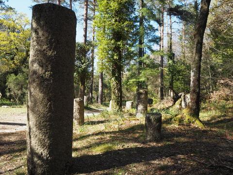 ポルト散歩(25)Peneda-Gerês 国立公園 ローマ時代のマイルストーン_c0212604_22313621.jpg