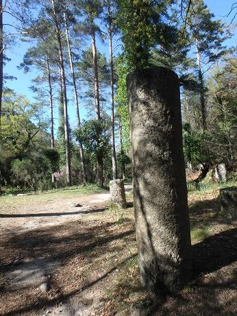 ポルト散歩(25)Peneda-Gerês 国立公園 ローマ時代のマイルストーン_c0212604_22485770.jpg