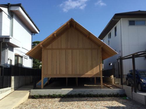 よもぎ台の家 設計:施工 宇野友明氏_c0124828_04412197.jpg