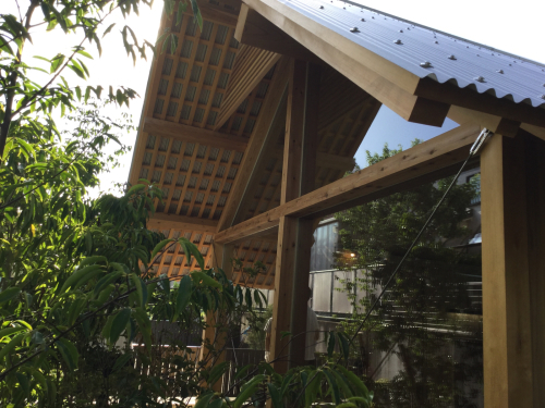 よもぎ台の家 設計:施工 宇野友明氏_c0124828_04412691.jpg