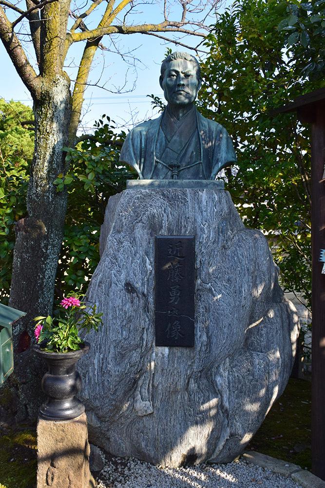 幕末京都逍遥 その102 「壬生寺(壬生塚)」_e0158128_19331032.jpg