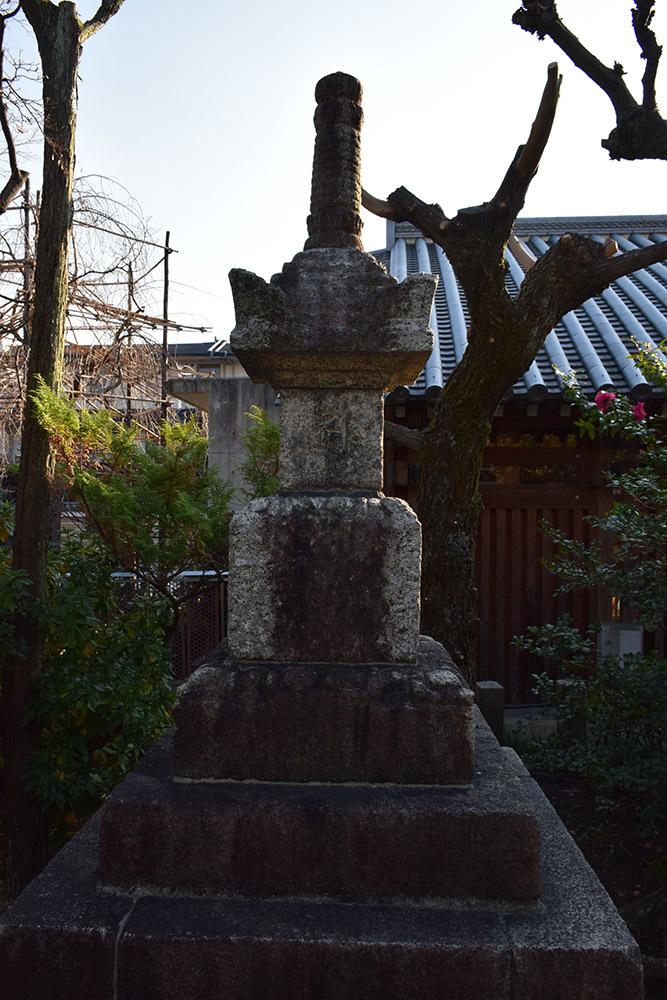 幕末京都逍遥 その102 「壬生寺(壬生塚)」_e0158128_19413117.jpg