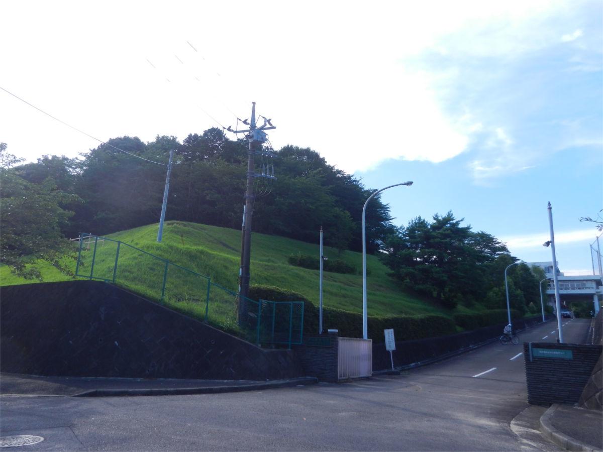 リニア中央新幹線 町田市小野路非常口に円形の構造物が出現?_a0332275_01314381.jpg