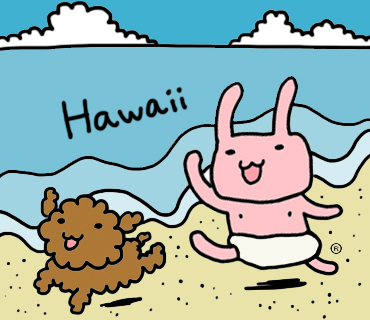 Hawaii…♡1♡_d0224894_23210631.jpg