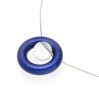 Jewel of Forest 森の宝石 漆のアクセサリー ペンダント 惑星 アクリル コバルトブルー 坂本これくしょんのプレミアムシリーズ 漆×アクリルのコンビネーションから生まれたデザインジュエリー Wearable URUSHI Accessories necklace pendant Planet & Acrylic Cobalt Blue color 自然の中から編み出されてきた日本の伝統文化の中でも漆は森が生みだした宝物、球体は独自の技法で中心より上部に穴を開け金色粉を施し、魚眼レンズ効果で角度によりとても不思議なパワーを感じます。 #漆のアクセサリー #漆のペンダント #青いペンダント #惑星ペンダント #コバルト色 #コバルトブルー #ネックレス #森の宝石 #JewelOfForest #Necklace #designjewelry #cobaltcolor #cobaltblue #Accessories #デザインジュエリー
