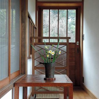 北鎌倉の家・漆塗り教室・その1_c0195909_13393518.jpg