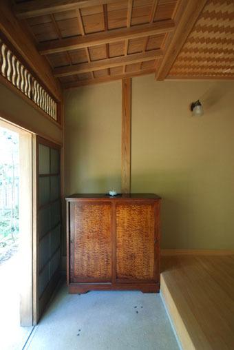 北鎌倉の家・漆塗り教室・その1_c0195909_13394499.jpg