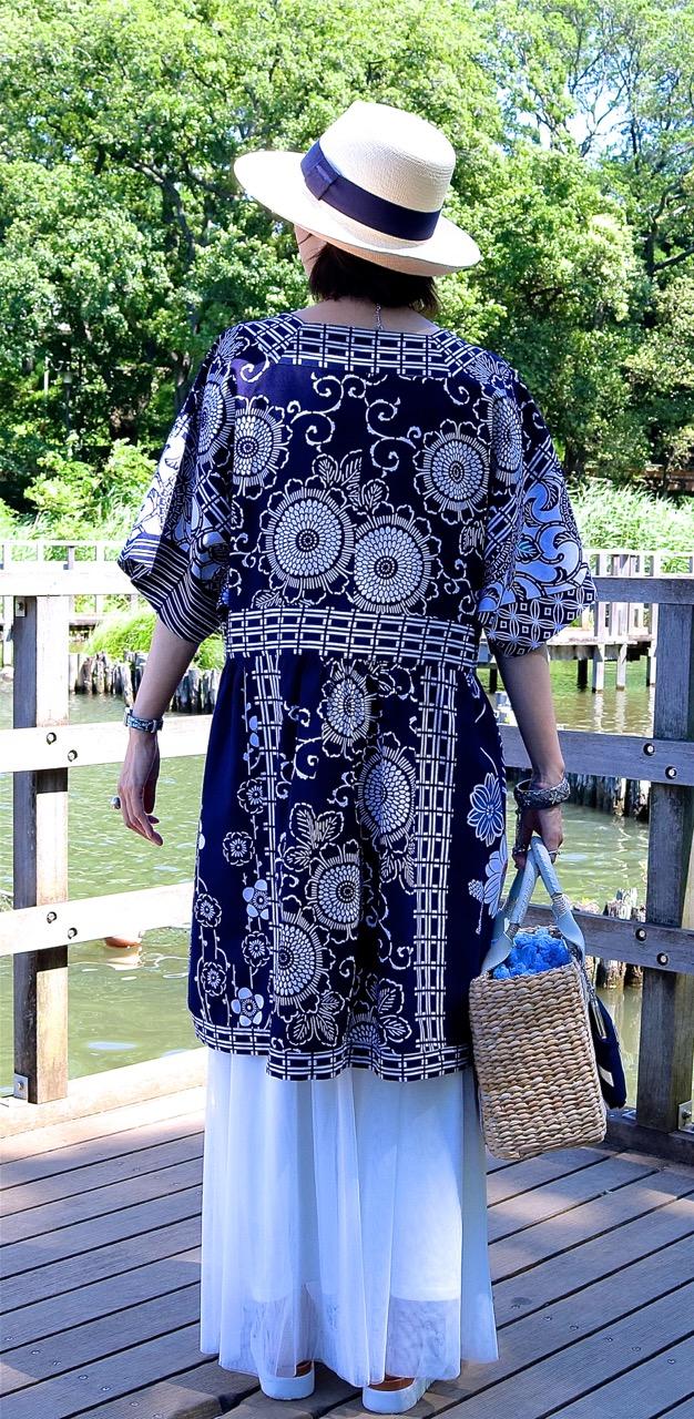 新作サック・ドレス「芽郁(めい)1号」年齢を重ねても大丈夫〜♡_f0170519_1742987.jpg