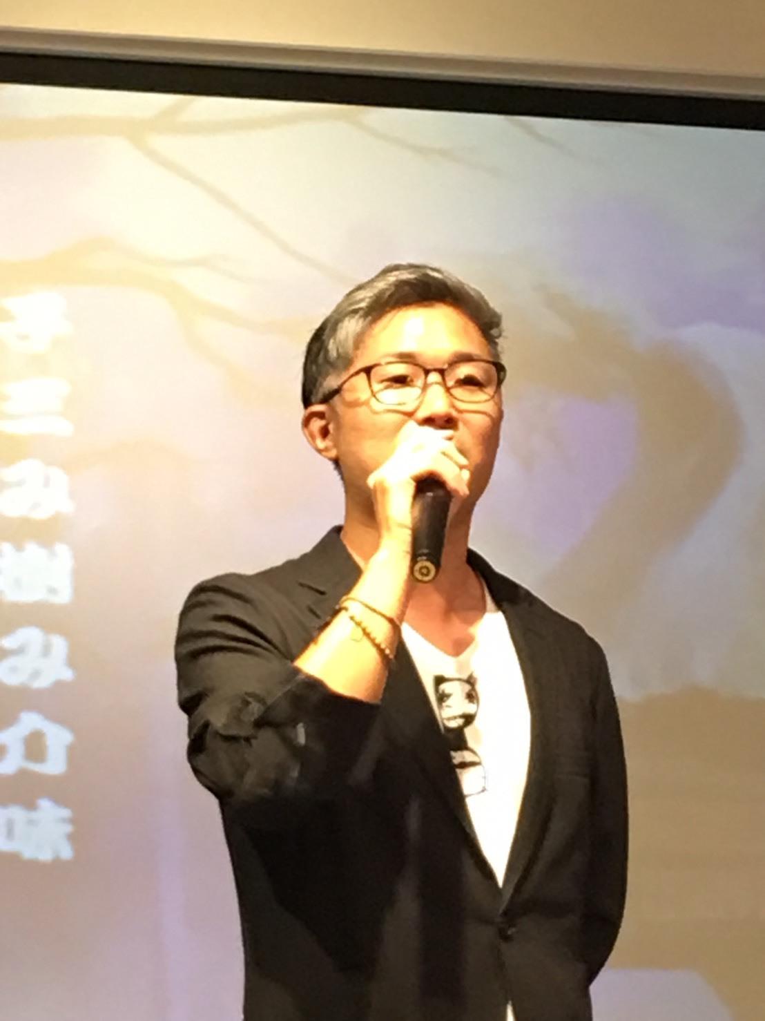 「ゲゲゲの鬼太郎」中入りパーティ_a0163623_20394146.jpg