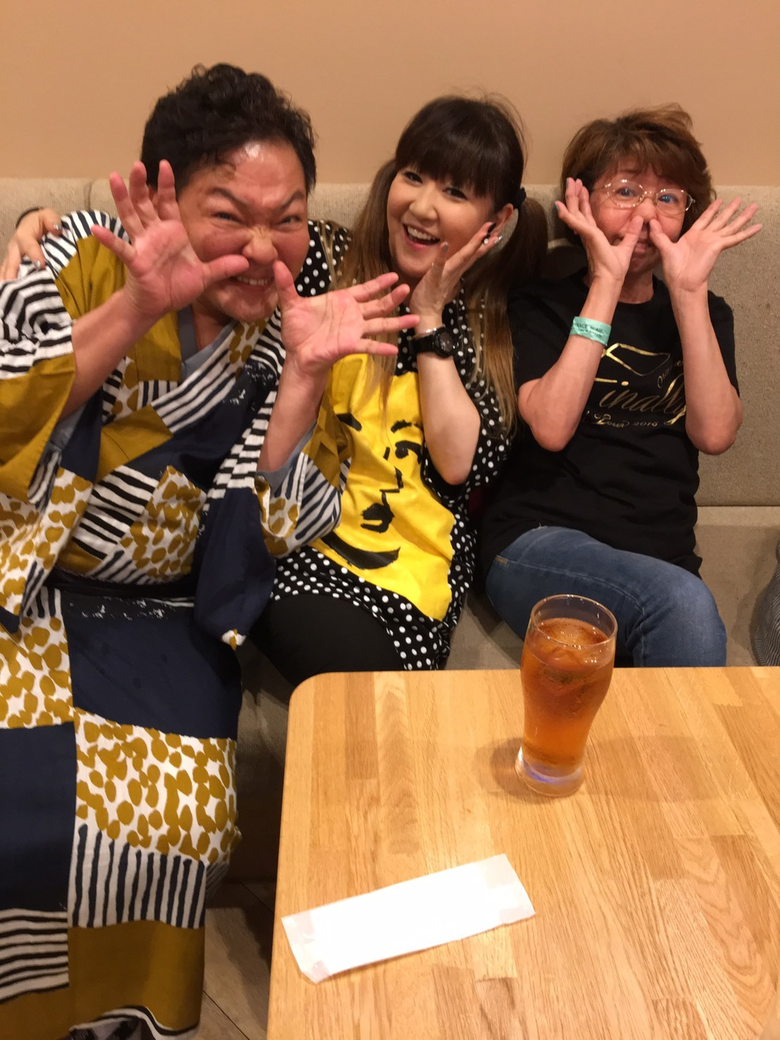 「ゲゲゲの鬼太郎」中入りパーティ_a0163623_20395876.jpg