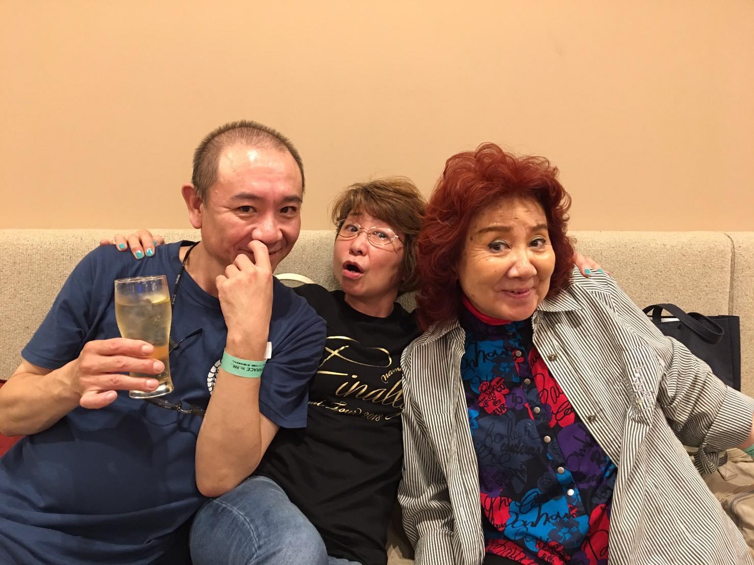 「ゲゲゲの鬼太郎」中入りパーティ_a0163623_20400283.jpg