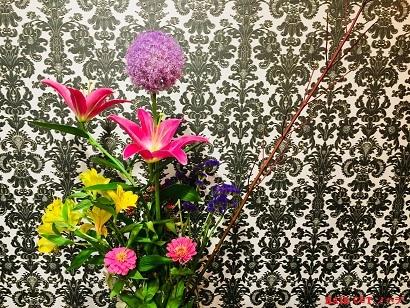 季節の花のあるヘアサロン_e0145332_09411672.jpg