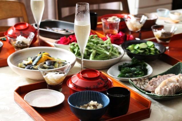 うちの野菜ごはん_d0377645_22295898.jpg
