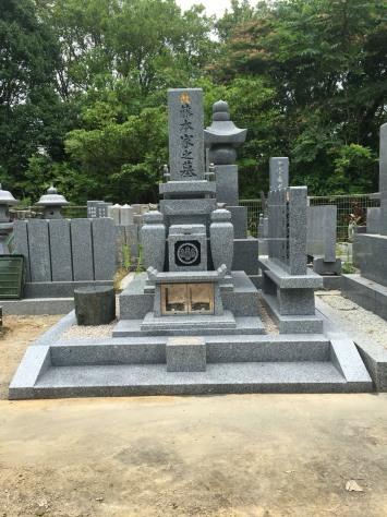 大島石墓石施工例_c0160758_13265614.jpg