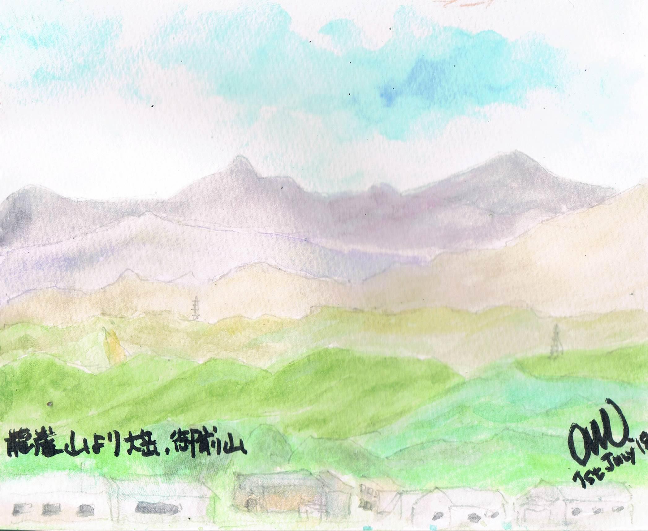 龍崖山からの眺望_e0232277_11544172.jpg