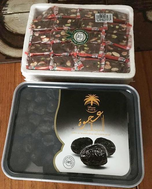 シンガポール土産、プラナカン関連やお菓子など_f0167281_13580378.jpg
