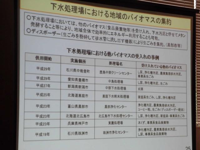 今年は富士市の下水処理場に注目! 「下水道施設における地域バイオマスの資源・エネルギー利用」研究会に参加して_f0141310_06490254.jpg