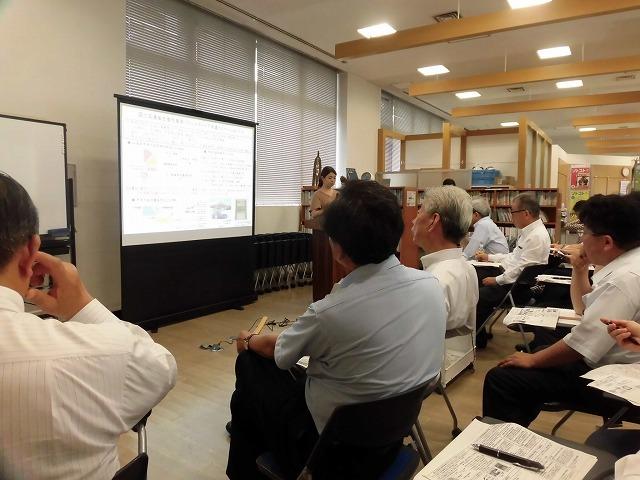 今年は富士市の下水処理場に注目! 「下水道施設における地域バイオマスの資源・エネルギー利用」研究会に参加して_f0141310_06492301.jpg