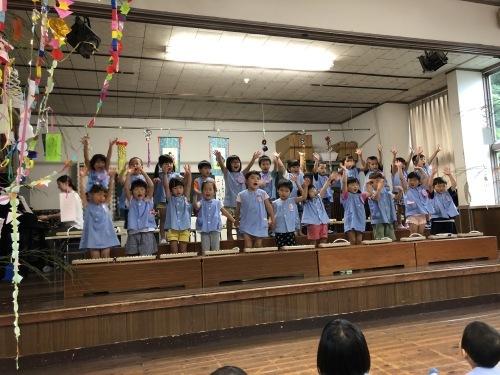 七夕祭り、7.8月生まれのお誕生会_c0107515_20391931.jpeg