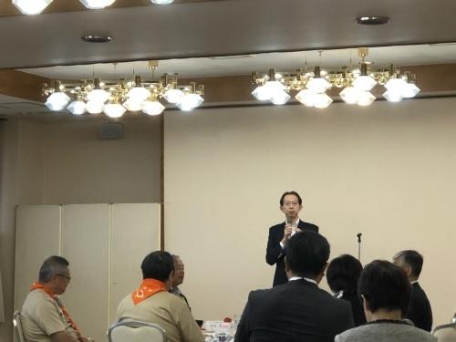 『ボーイスカウト・ガールスカウト議員懇談会』_f0259324_10065432.jpg