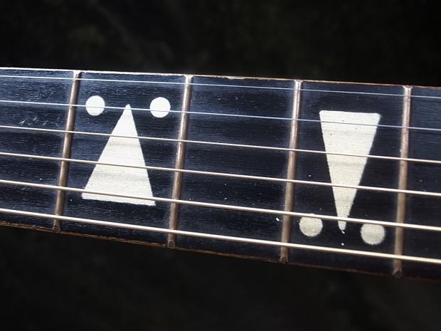 1940'S LYRA Parlor Guitar C.bruno&son by Harmony1940年代ライラ・パーラーギターBYハーモニー_f0197703_14463304.jpg