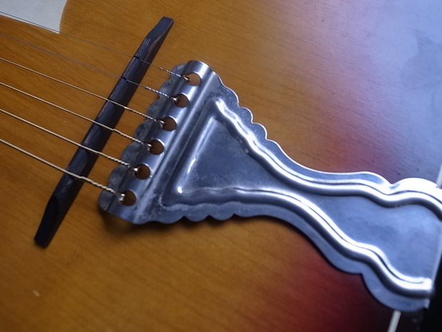 1940'S LYRA Parlor Guitar C.bruno&son by Harmony1940年代ライラ・パーラーギターBYハーモニー_f0197703_14475151.jpg