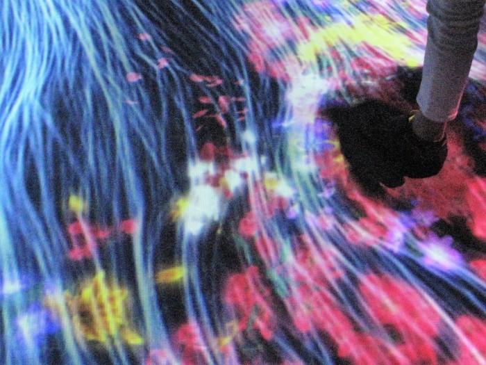 東京散歩 迎賓館 & お台場 デジタルアート・ミュージアム(チームラボ)_d0150720_06194278.jpg