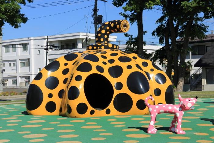 【十和田市現代美術館/アート広場】青森旅行 - 15 -_f0348831_06442164.jpg