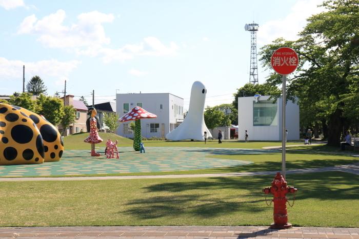 【十和田市現代美術館/アート広場】青森旅行 - 15 -_f0348831_06450307.jpg