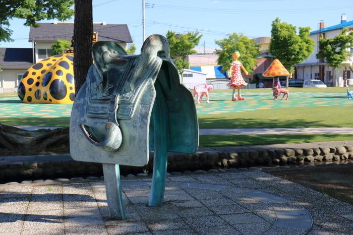 【十和田市現代美術館/アート広場】青森旅行 - 15 -_f0348831_06450607.jpg