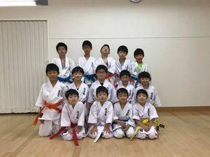 土曜日空手 YC琴似教室 麻生道場_c0118332_23502911.jpg