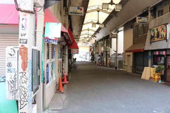 文の里明浄商店街(大阪市阿倍野区)_c0001670_11535036.jpg