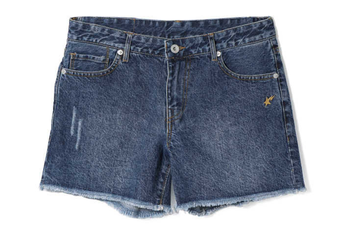 APE HEAD DENIM SHORTS_a0174495_16053825.jpg
