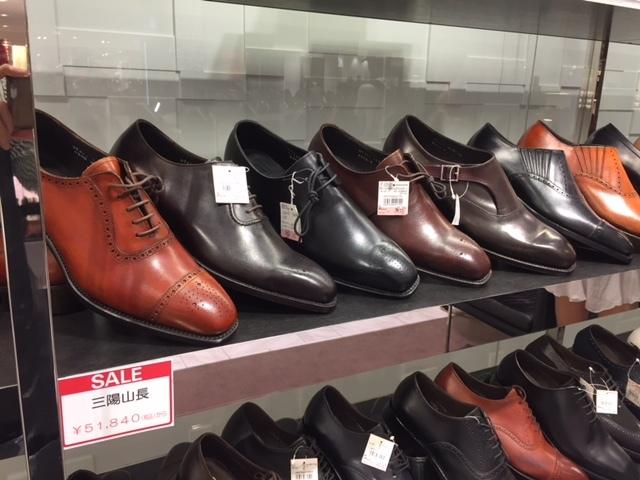 紳士靴 セール情報!!_b0226322_18002791.jpg