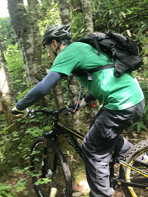 【Wild Mountain bike tour in FURANO】_b0195144_17152770.jpg