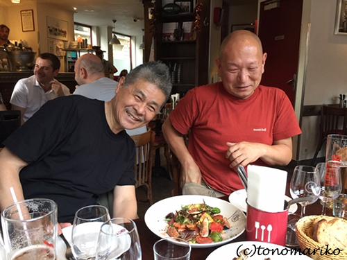 今日はドコノコのオフ会 in パリ with 糸井さん_c0024345_16530661.jpg